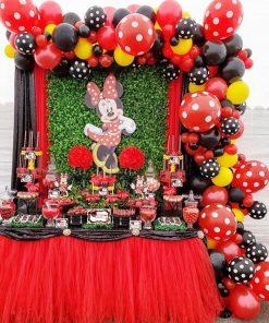Bàn quà sinh nhật chuột Minnie XV616
