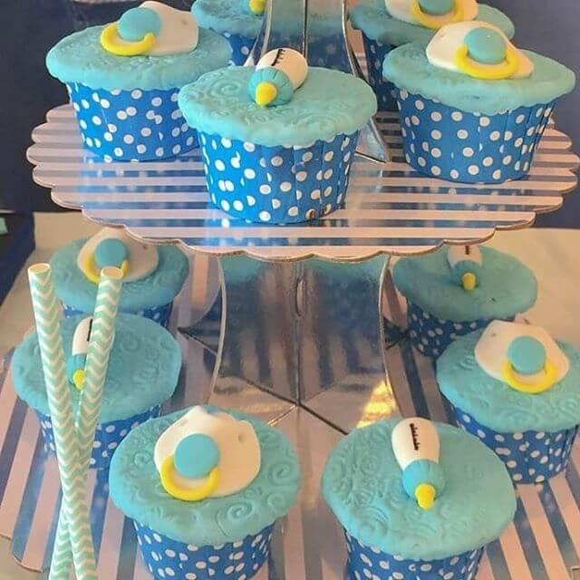 Bánh kẹo trang trí sinh nhật trọn gói the boss baby XV701
