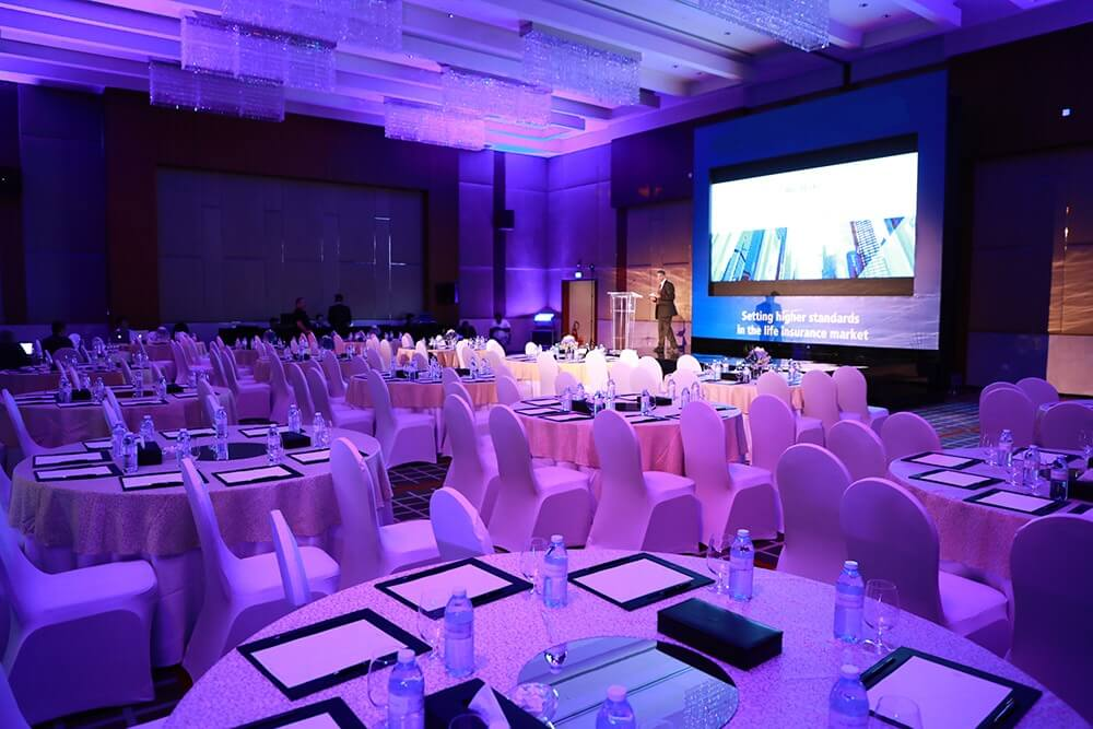 Chọn địa điểm tổ chức sự kiện ra mắt sản phẩm nổi bật và sang trọng