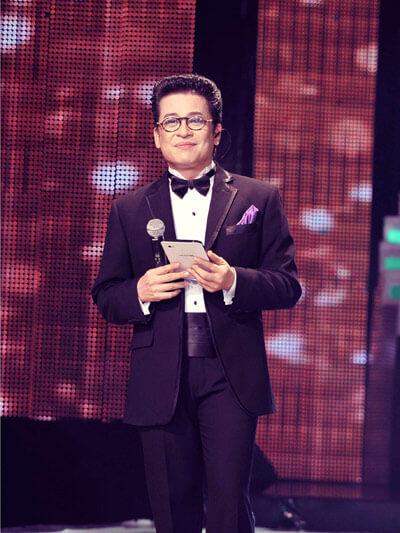 Cho thuê MC Thanh Bạch thuộc Sài Gòn Light