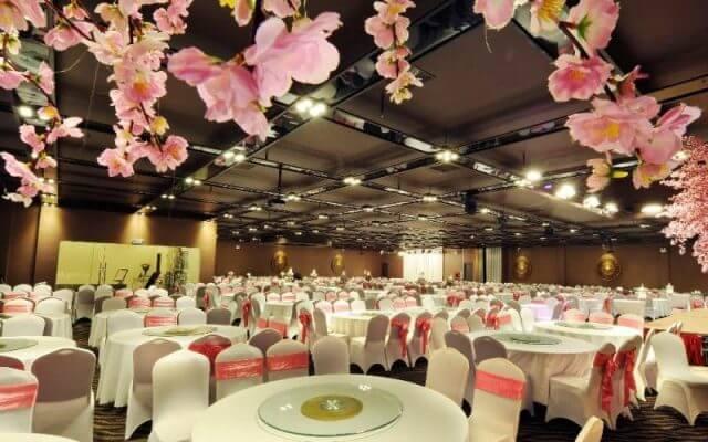 Trung tâm tổ chức sự kiện Trống Đồng Palace