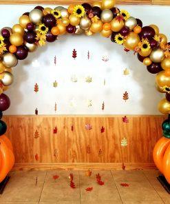 Cổng chào trang trí sinh nhật độc đáo XV278
