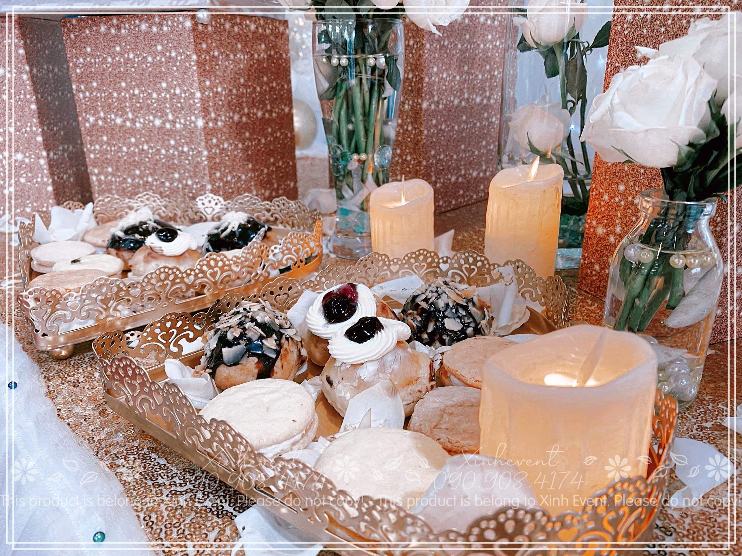 Những chiếc bánh cupcake thơm ngon
