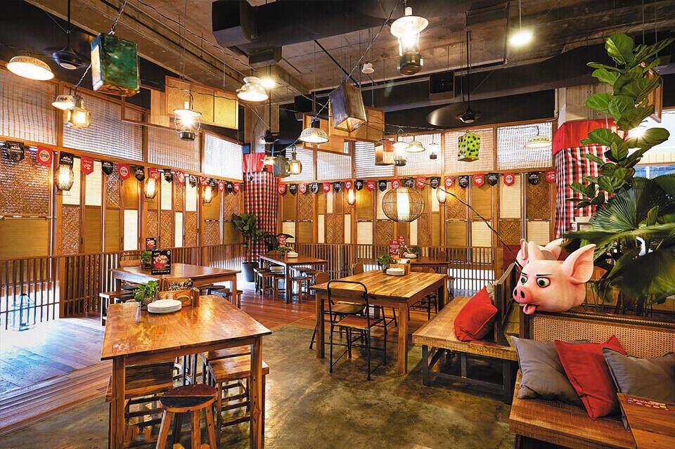 3+ Ý tưởng trang trí tết cho quán cafe mang đậm hương sắc mùa xuân