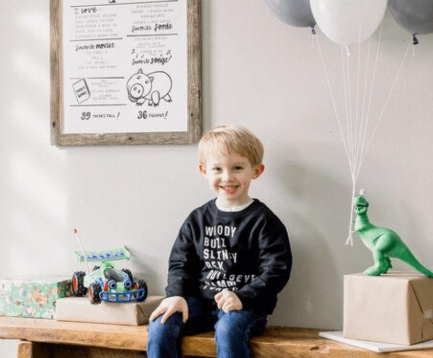 Tổ chức sinh nhật cho bé tại nhà 2