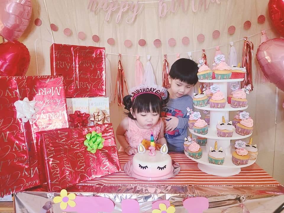 Tổ chức sinh nhật cho bé tại nhà 7