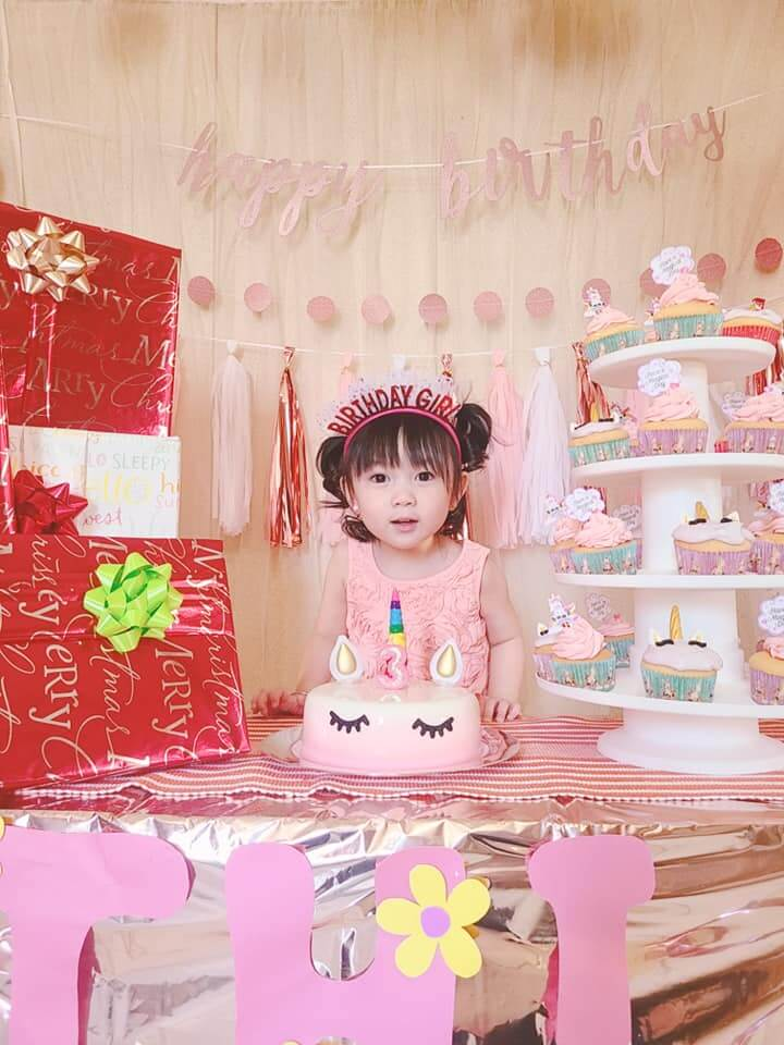 Tổ chức sinh nhật cho bé tại nhà 9