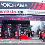 Yokohama khai trương cửa hàng lốp xe kiểu mẫu tại Kiên Giang