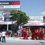 Yokohama khai trương cửa hàng kiểu mẫu tại Nam Định