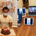 Mừng sinh nhật trực tuyến mùa dịch