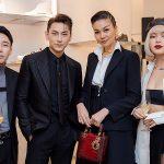Sao Việt khai trương cửa hàng Christian Dior mới