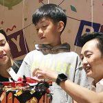 Hồ Ngọc Hà và Cường Đô la mừng sinh nhật con trai