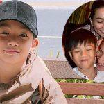 Hồ Ngọc Hà và Kim Lý mừng sinh nhật Subeo