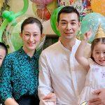 Triệu Văn Trác tổ chức sinh nhật cho con